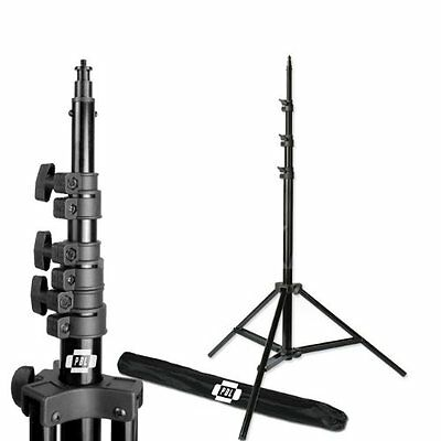 PBL Pro Heavy Duty 10ft Light Stand, Air Cushioned, for Photo or Video, Lighting