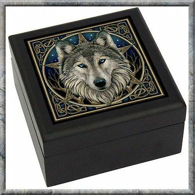 Anne Stokes The Wild One Small Tiled Box