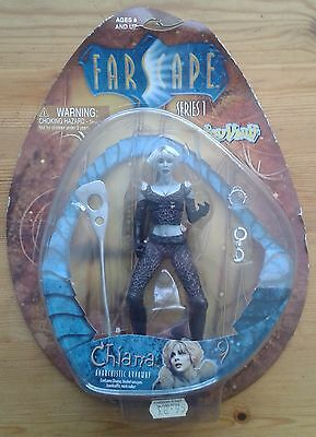Chiana Anarchistic Runaway Farscape Series 1 action figure sealed in box