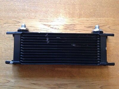 Setrab Oil Cooler 330mm 13 row M22 female. part number 50-613-7612.