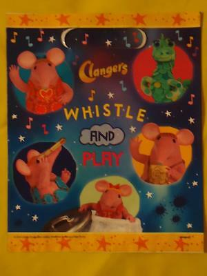 CLANGERS - LOOT PARTY BAGS Various amounts - for boys girls favours