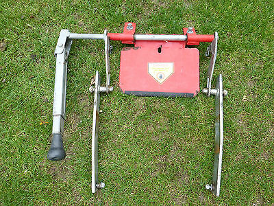 Countax K Series Sweeper Lift Assembly 32114200 For Ride On Lawnmower