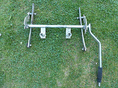 Westwood/Countax Sweeper Lift Assembly 32729700 For Ride On Lawnmower