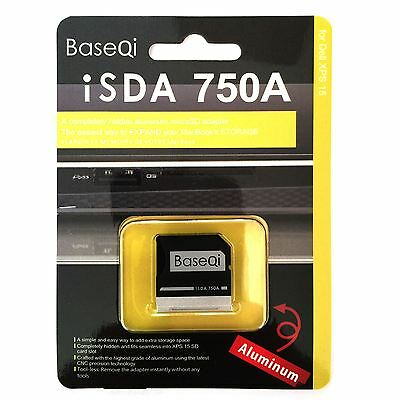 "BaseQi Micro SD Card Drive Adapter for Dell XPS 13"" & 15"" Inch"
