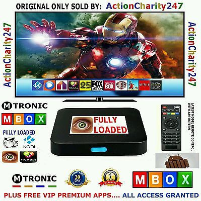2017 Android Tv Box Tx3M9 + Free Vip Premium Special Loaded Apps & Kodi