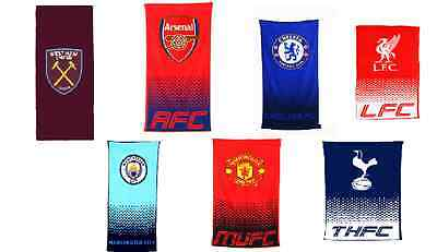 Official Football Fade Bath Towel Brand New And Sealed