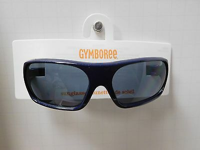 GYMBOREE Baby Sunglasses Fits 0-24 Months....NWT....Navy Blue