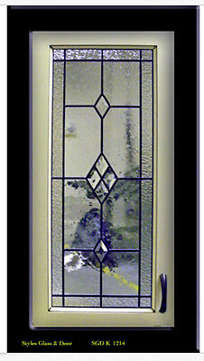 Kitchen Cabinet Glass Door inserts  for Upgrading existing or new doors