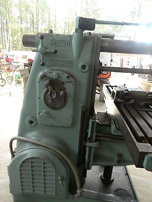 Milwaukee  Model H  Milling Michine