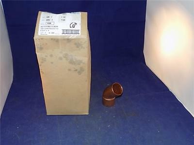 "Nibco 1-1/2"" Copper 45 Degree Elbow (Lot of 10)"