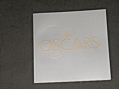 86th ACADEMY AWARDS PROGRAM Matthew McConaughey American Hustle 2014 OSCARS USA!