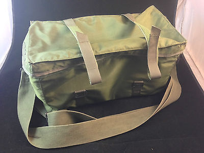 Canadian Military RELIGIOUS KIT Bag (RARE Real Issue) Padre Taylor