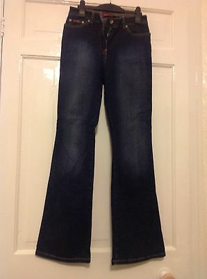 Womens Next Bootcut Suede Jeans • £2.05 - PicClick UK