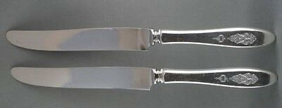 TWO Community Bird of Paradise Dinner Knives TWO