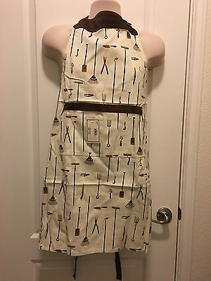 Gardening Apron with Front Pockets