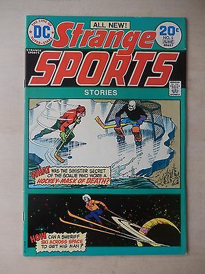 DC Comics - Strange Sports Stories - No. 5 - May/June 1974