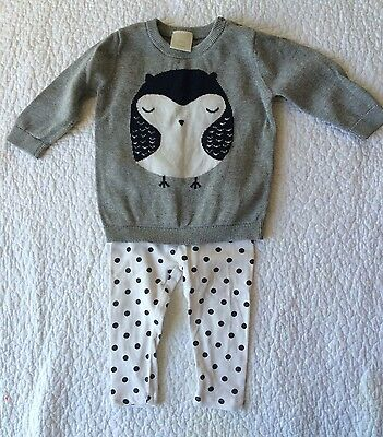 SEED Baby girl clothing/outfit - Size 3-6 months