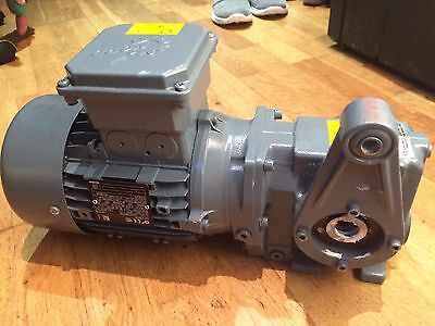 Nord 3-Phase Motor Reduction Gearbox . 83rpm