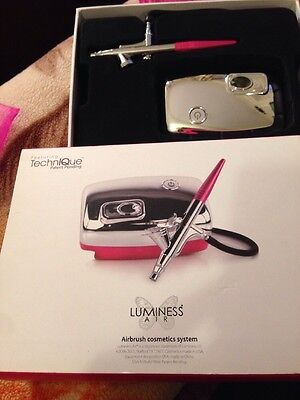 Luminess Airbrush Cosmetics System For Face Makeup