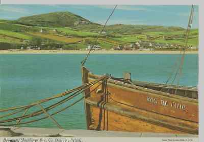 Old Postcard: Downings, Sheephaven Bay, Co. Donegal, Ireland.