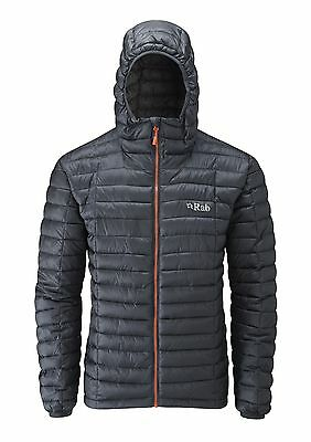 Rab Nimbus Featherless Insulated Jacket, Men's, Colour - Ebony