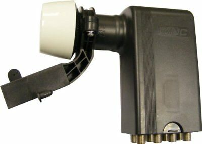 Latest Model MK4 Sky LNB Octo-8 Output  HD  for Sky/Freesat +8 FREE F-CONNECTORS