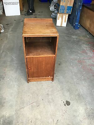 Retro Vintage Antique Bedside Cupboard