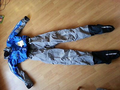 Peak UK Explorer Drysuit Brand New Unworn