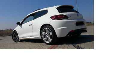 SIDE SKIRTS + door trims VW SCIROCCO 3 Type 13 R R-LINE LOOK Side Skirts