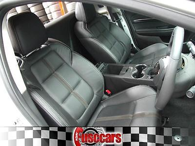 Holden Commodore Ute Genuine HSV VF SSV S2 Leather / Suede Seats - VT VX VY VZ