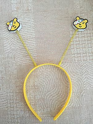 Children in Need Pudsey Bear Antenna Deeley Boppers