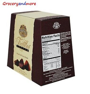 Truffettes de France Truffles French Chocolate Natural Dusted Cocoa Powder 1KG
