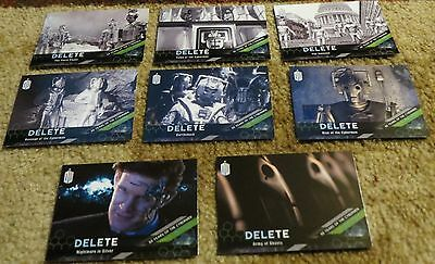 Doctor Who Extraterrestrial Encounters Cybermen Chase Set
