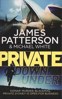 NEW  Private Down Under By James Patterson Paperback Free Shipping