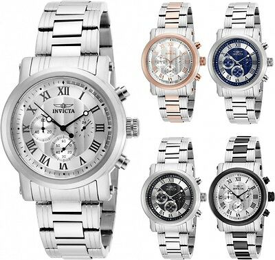 Invicta Specialty Chronograph Mens Watch 5 colors available!