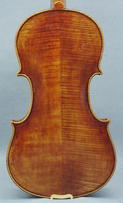 Nicolaus Amati 1670 Violin #6291. Great projection