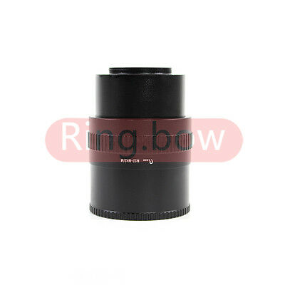 36-90mm M52 Lens to M42 Camera Adjustable Focusing Helicoid Macro Extension Tube