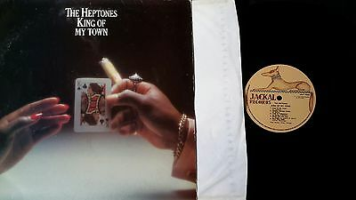 The Heptones - King Of My Town - Rare Jackal Records