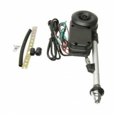 Power Antenna for 62-84 Porsche H:28.5in 1in Mask AM Boost 1.5ft RCA Plug automa