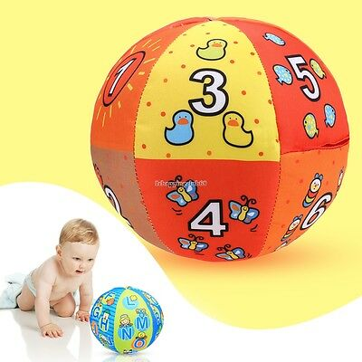 Singing Soccer Ball Laugh & Learn New Toy for Baby Kids Toddler