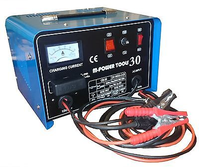 Kfz Battery Charger Cb30 Battery Charger Car Truck 12V/24V Charger 30A
