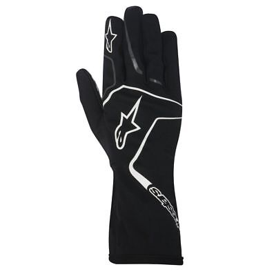 ALPINESTARS karting gloves TECH 1-K RACE BLACK kart racing S M L XL XXL