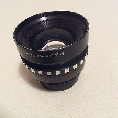 RODENSTOCK RODAGON 150mm F5.6 ENLARGER LENS - WITH FAULTS