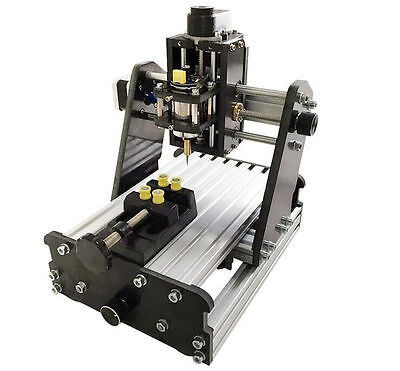 3 Axis Mini CNC Machine DIY Desktop Engraving Machine With 500mw Stepper Motor