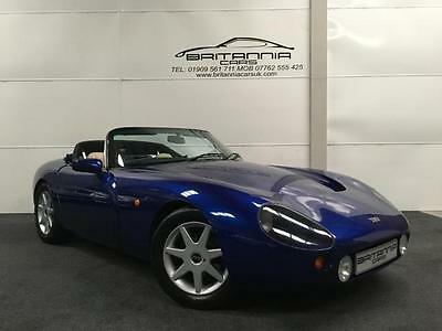 2001 (Y) TVR GRIFFITH 5.0 5.0 2DR Manual
