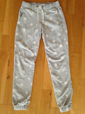 Lovely Girls Star Jogging Trousers Joggers from M&S Marks & Spencer INDIGO 9-10