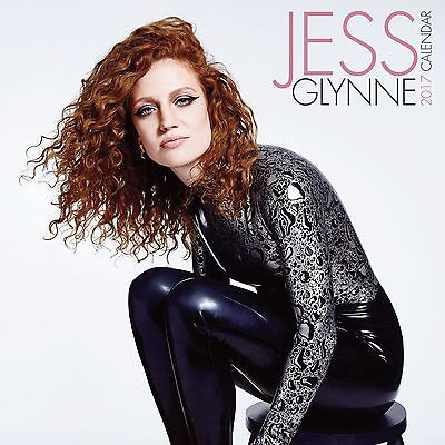 Jess Glynne Calendar 2017 with free pull out poster