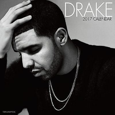 Drake Calendar 2017 with free pull out poster