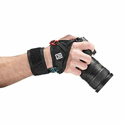 BlackRapid Padded Hand Wrist Strap Support Breathe for Digital Camera SLR DSLR