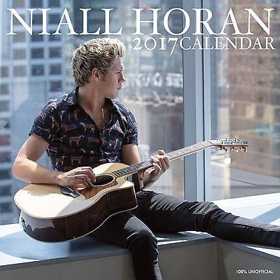 Niall Horan (One Direction) Calendar 2017 with free pull out poster